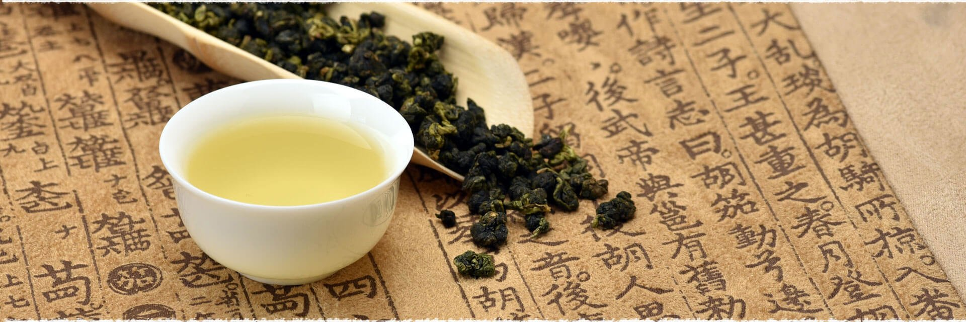 Hva er Oolong te?