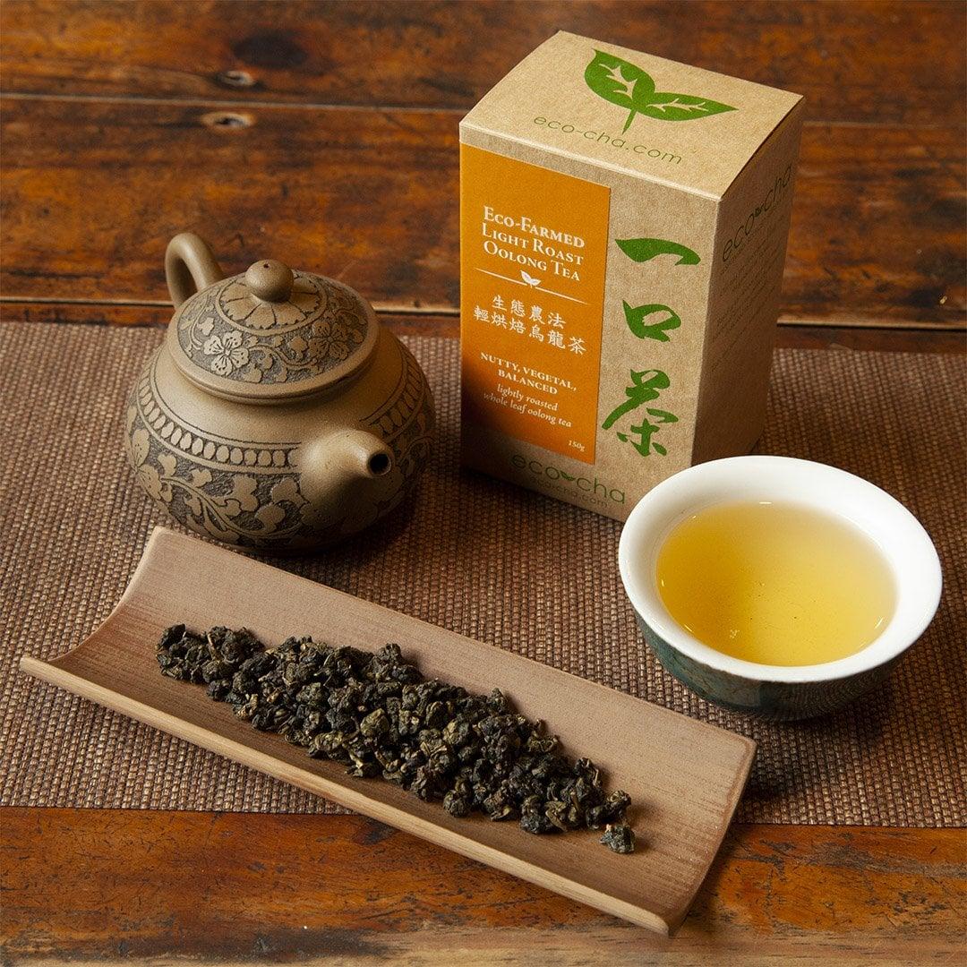 Nordmenn kan med fordel drikke mer Oolong te