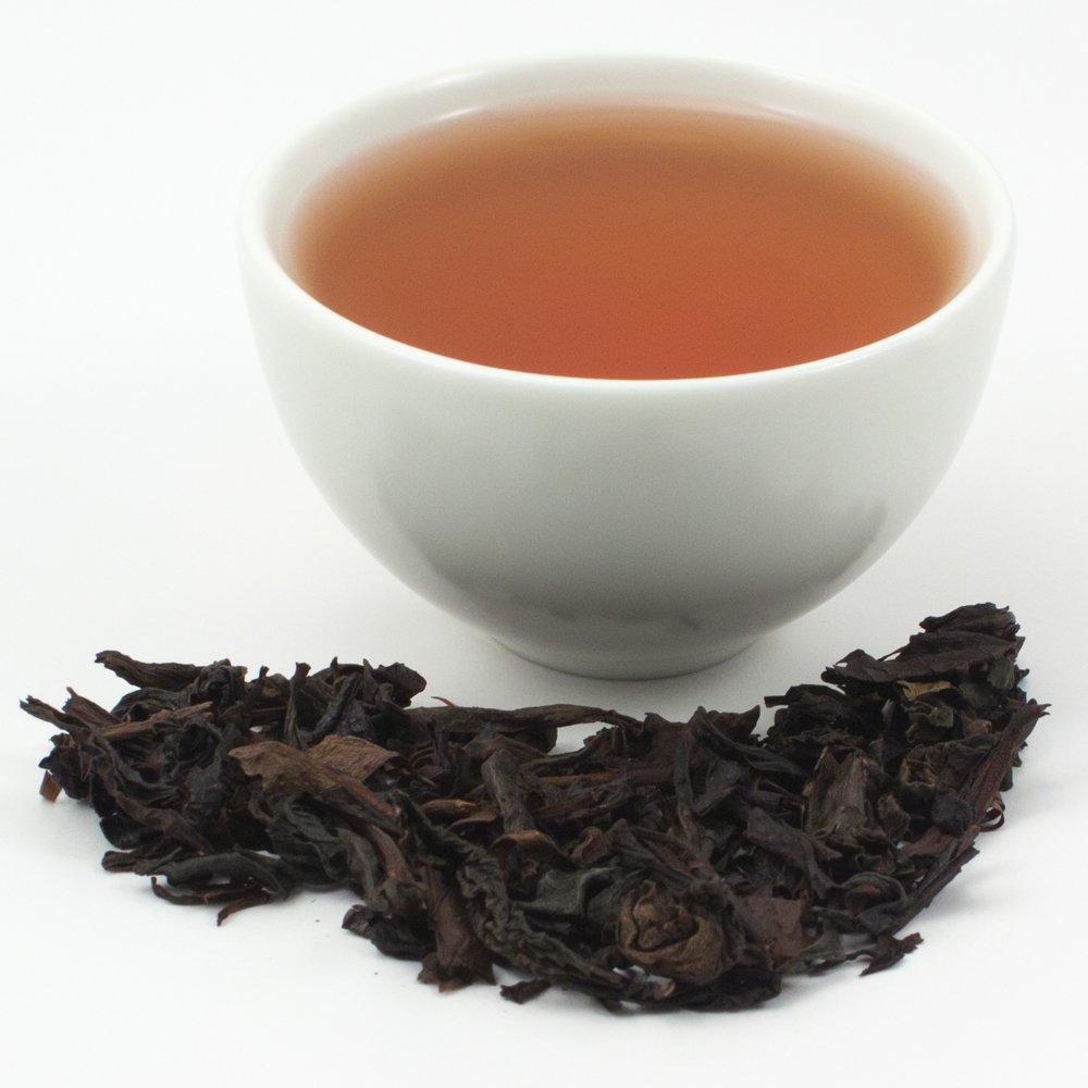 bytte ut kaffe med oolong te